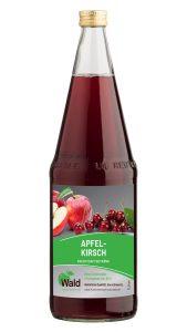 Apfel-Kirsch-Fruchtsaftgetränk