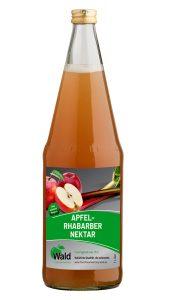 Apfel-Rhabarber-Nektar